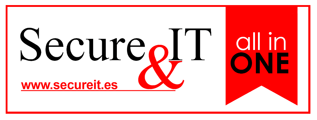 Secure all in one logo